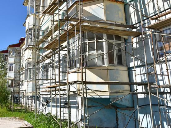 В Губкинском капитально отремонтируют 7 многоквартирников