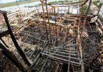 В Иркутске комиссия считает шланги и инспектирует крыши после пожара в