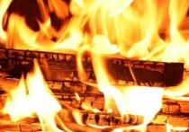 Вчера, 28 июля, крупный пожар произошел в ДНТ «Долина» в Тарбагатайском районе Бурятии
