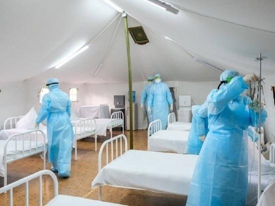 Несколько больниц в Волгограде вновь перепрофилируют под госпитали
