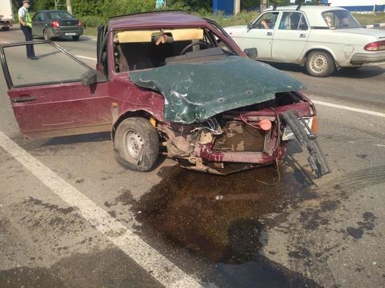 В Магнитогорске пьяный водитель устроил ДТП, погиб 55-летний пассажир