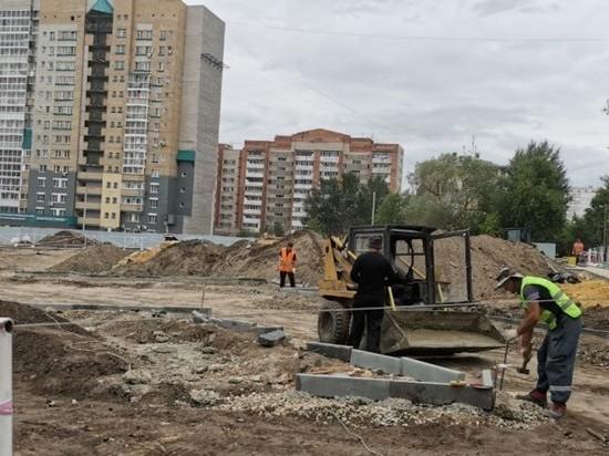 В Челябинске пустырь вблизи железнодорожного вокзала превратят в сквер