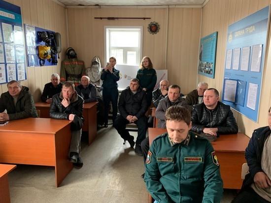 Тулуну, Нижнеудинску и Тайшету необходимы дополнительные силы огнеборцев