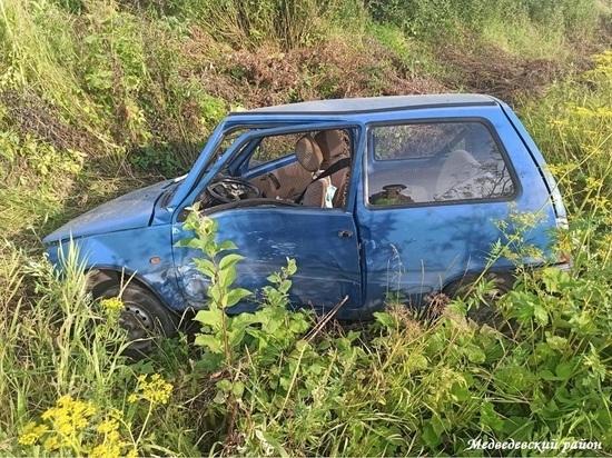В автоаварии на трассе в Марий Эл пострадали ребенок и трое взрослых