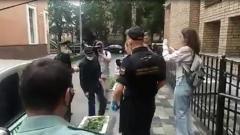 Михаила Ефремова доставили в Пресненский суд