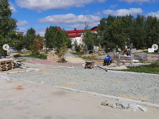 В Ноябрьске закроют парковку перед кинотеатром «Русь»