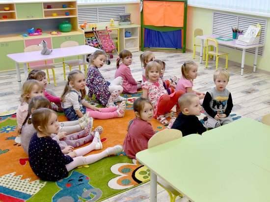 Детские сады в Йошкар-Оле будут открываться поэтапно