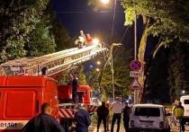 Ущерб от стихии подсчитывают в Карачаево-Черкесии