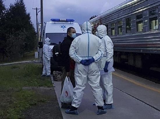 В Ноябрьске поймали сбежавшего из госпиталя вахтовика с коронавирусом