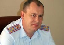 Начальник Хакасского ГИБДД Игорь Юртаев уходит со своего поста