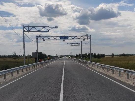 В Рязанской области по нацпроекту отремонтировали еще одну дорогу