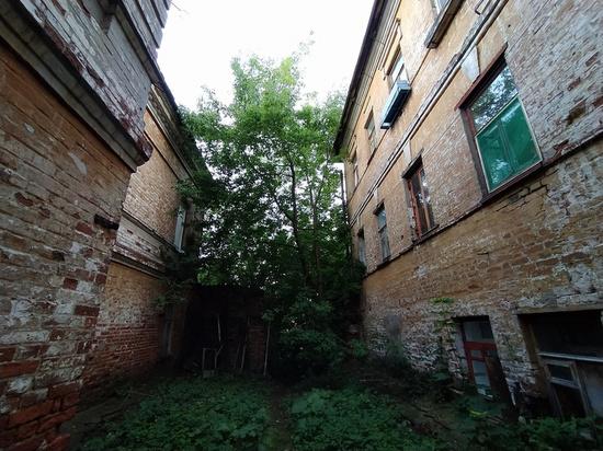 В Кирове хотят создать площадку с видом на Трифонов монастырь