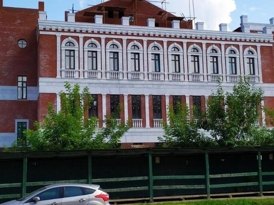 В Йошкар-Оле продолжается строительство здания филармонии