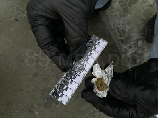 В Муравленко два друга «нашли» 20 грамм наркотиков и могут сесть в тюрьму за их производство