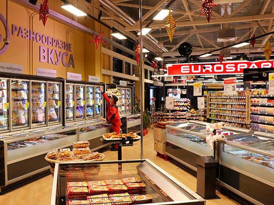 В Петербурге откроется магазин SPAR с приставкой EURO