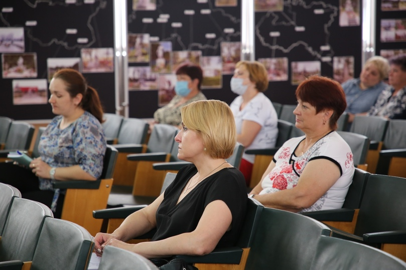 Заглянуть будущему в глаза: Андрей Белоцерковский провел в Ржеве важные встречи