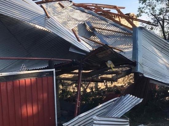 Режим ЧС вводят в пострадавшем от стихии Кочубеевском районе Ставрополья