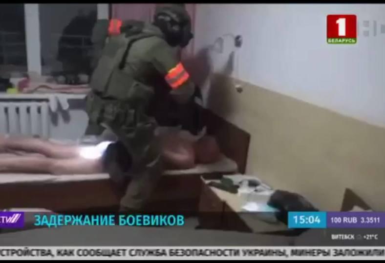 """Белоруссия объявила о задержании 33 """"российских боевиков"""", прибывших для дестабилизации обстановки"""