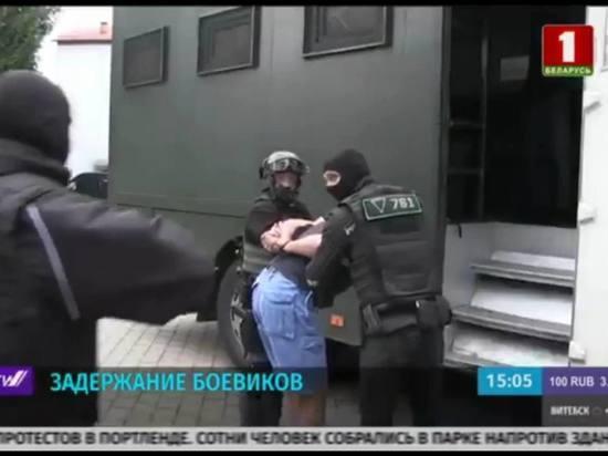 СМИ: некоторые из задержанных в Белоруссии боевиков воевали за ДНР