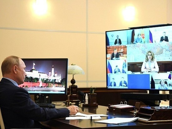 На совещании у Путина назвали новые опасности коронавируса
