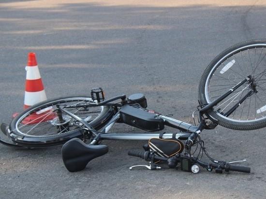 Юный велосипедист попал под машину в Тверской области