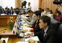 Калмыцкие депутаты потребовали отставки своего спикера