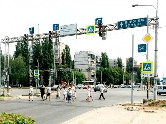 В ночь на 31 июля в Липецке ограничат движение на улице Водопьянова