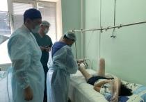 Калмыцкие врачи спасли подростка от ампутации ноги