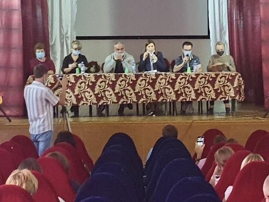 В Ясногорском районе обсудили проект ПЗЗ