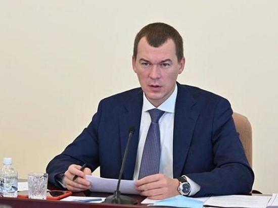 Дегтярев сообщил о прибытии провокаторов из Грузии в Хабаровский край