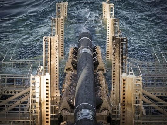 СМИ: по «Северному потоку — 2» будет поставляться водород