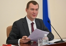 Врио губернатора Хабаровского края Дегтярев назвал свое преимущество