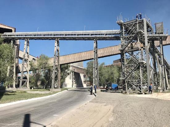 Южноуральское предприятие «Мечел-Материалы» построило новый экологический узел