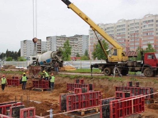 Строительство нового ФОКа в Кинешме никак не может продвинуться дальше стадии котлована