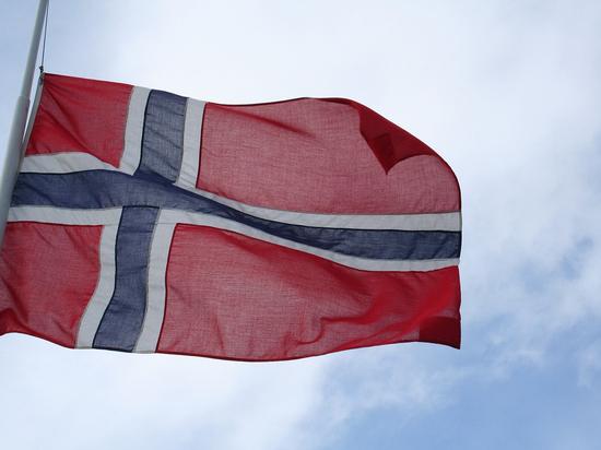 В США убрали норвежский флаг, напомнивший жителям символику Конфедерации