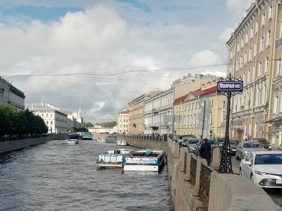 Дожди не оставят Петербург 30 июля
