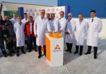 В Тюменской области запустили третью очередь молочно-товарного комплекса