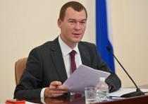 Дегтярев заявил о провокаторах из Грузии на акциях в Хабаровске