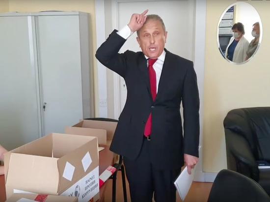 Известный курский блогер Александр Федулов отказался от участия в выборах в знак протеста