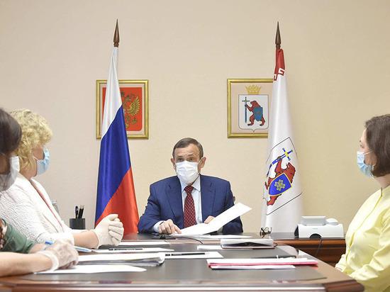 Глава Марий Эл принял участие в совещании Президента России по коронавирусу
