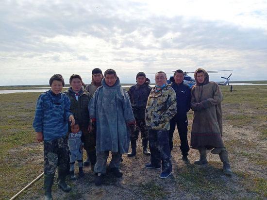 В Ямальском районе тундровиков прививают от сибирской язвы