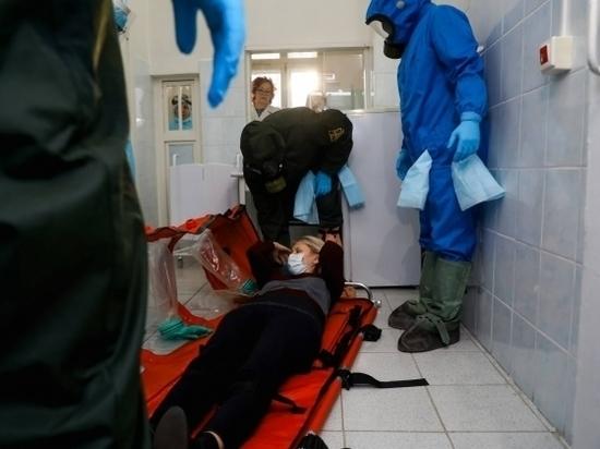 94 жителей за сутки заразились коронавирусом в Волгоградской области