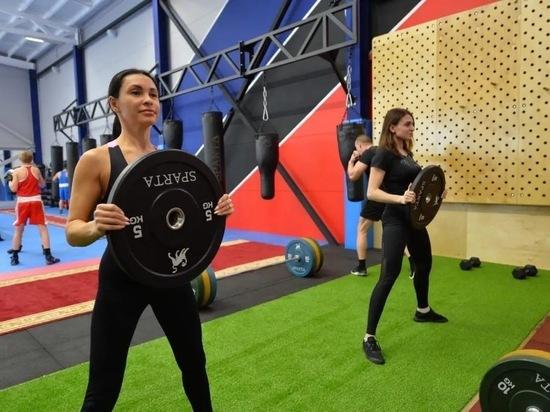 В Салехарде с ограничениями открыли спортзалы