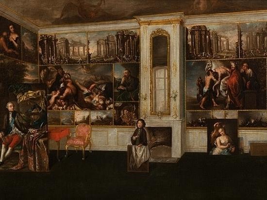 Посетители увидят 16 подлинных полотен живописца и копии его учеников
