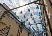 Как в Португалии: в Туле откроется «Аллея парящих зонтиков»