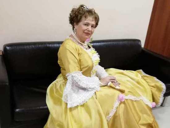 Пенсия в радость: хабаровчанка Ольга Амшенникова даст фору молодым