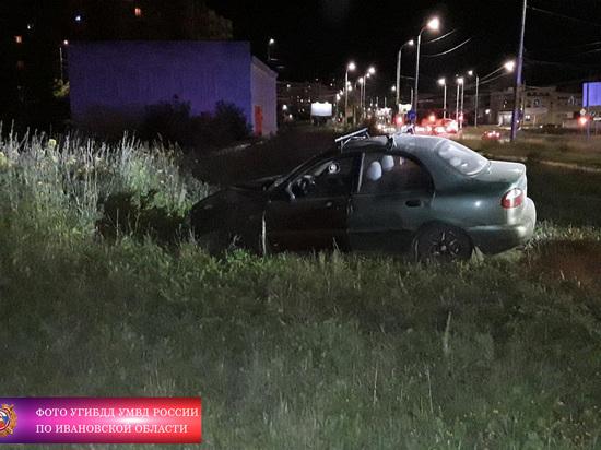 Шесть человек пострадали в трех ДТП, случившихся на дорогах Ивановской области за сутки