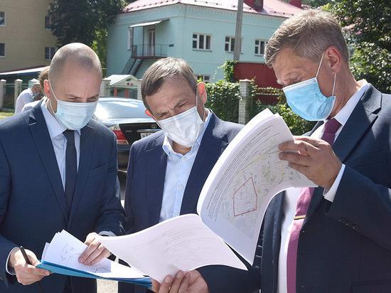 Глава Марий Эл оценил работу мэрии Йошкар-Олы по развитию территорий