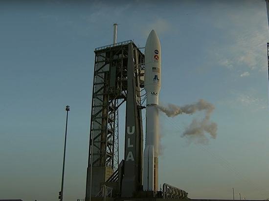 Американцы запустили ракету Atlas V, чтобы найти жизнь на Марсе