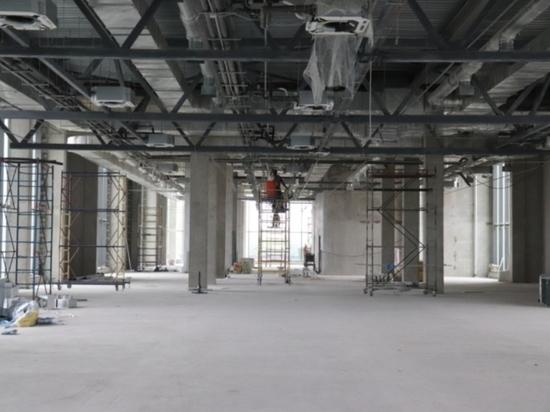 Новый спортивный комплекс с бассейном и огромным тренажерным залом строят в Иванове